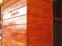 Elewace drewniane - elewacja Modrzew syberyjski profil wariant II