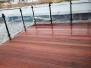 Elewacje drewniane - elewacja Meranti i taras bangkirai