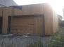 Elewacje drewniane - elewacja Modrzew syberyjski profil kwadrat