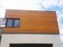 Elewacje drewniane - elewacja Modrzew syberyjski