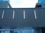 Elewacje drewniane - Most Modrzew syberyjski