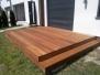 Tarasy drewniane - Taras Bangkirai