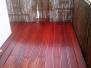 Tarasy drewniane - taras Masaranduba balkon II