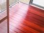 Tarasy drewniane - taras Masaranduba balkon III