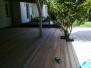 Tarasy drewniane - taras Modrzew syberyjski kolor szary