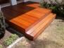 Tarasy drewniane - tarasy Tatajuba