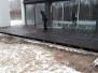 Tarasy kompozytowe - taras kompozytowy zimą